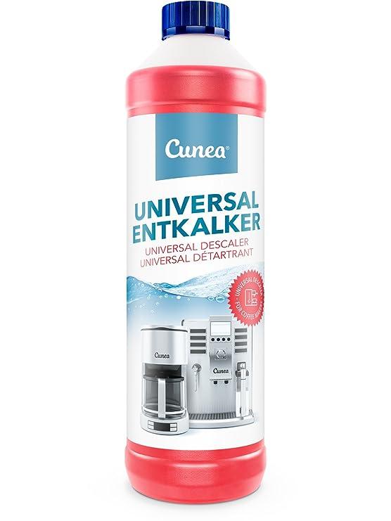 Entkalker für Kaffeevollautomaten & Kaffeemaschine 750ml universaler Kalkentferner - Kompatibel mit Delonghi Seaco Nespresso