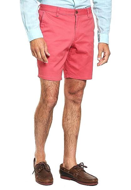 dc7efb657c Dockers- Bermuda Coral Short para Hombre Rosa Talla 38  Amazon.com ...