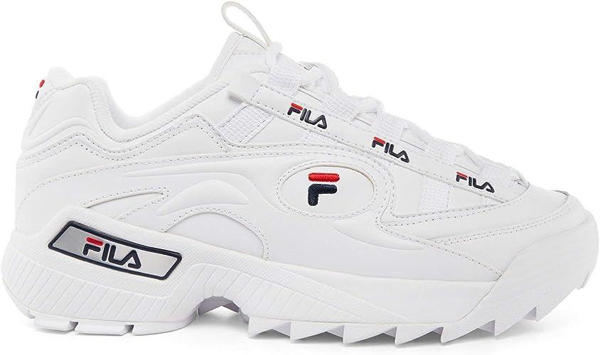 Fila Herren Sneakers D Formation weiß 46