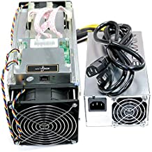 Antminer S7 ~4.73TH/s @ .25W/GH 28nm ASIC Bitcoin Miner Power Supply Included