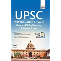 UPSC New Syllabus & Tips to Crack IAS Preliminary and Mains Exam with Rapid GK 2019 ebook