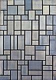 Artifact Puzzles - Piet Mondrian Wooden Jigsaw Puzzle