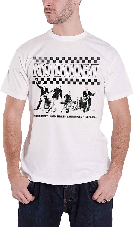Official No Doubt T-Shirt