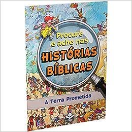 Procure e Ache nas Histórias Bíblicas. A Terra Prometida