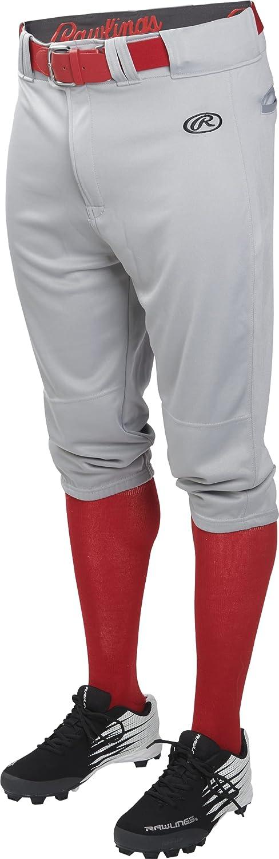 Rawlings Youth Launch Knicker Piped Baseball Pant