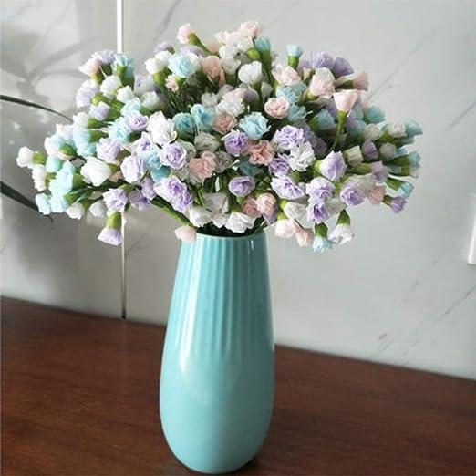 200 PCS Floral Stem Wire Flower Arrangements and DIY Crafts Dark Green Floral Wire for Florist Flower Arrangement