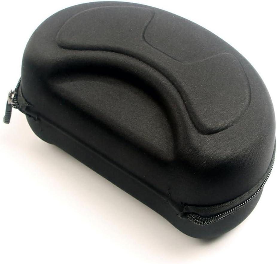 Portable Goggles Holder Box Ski Glasses Case Black Storage Hard Case EVA Durable
