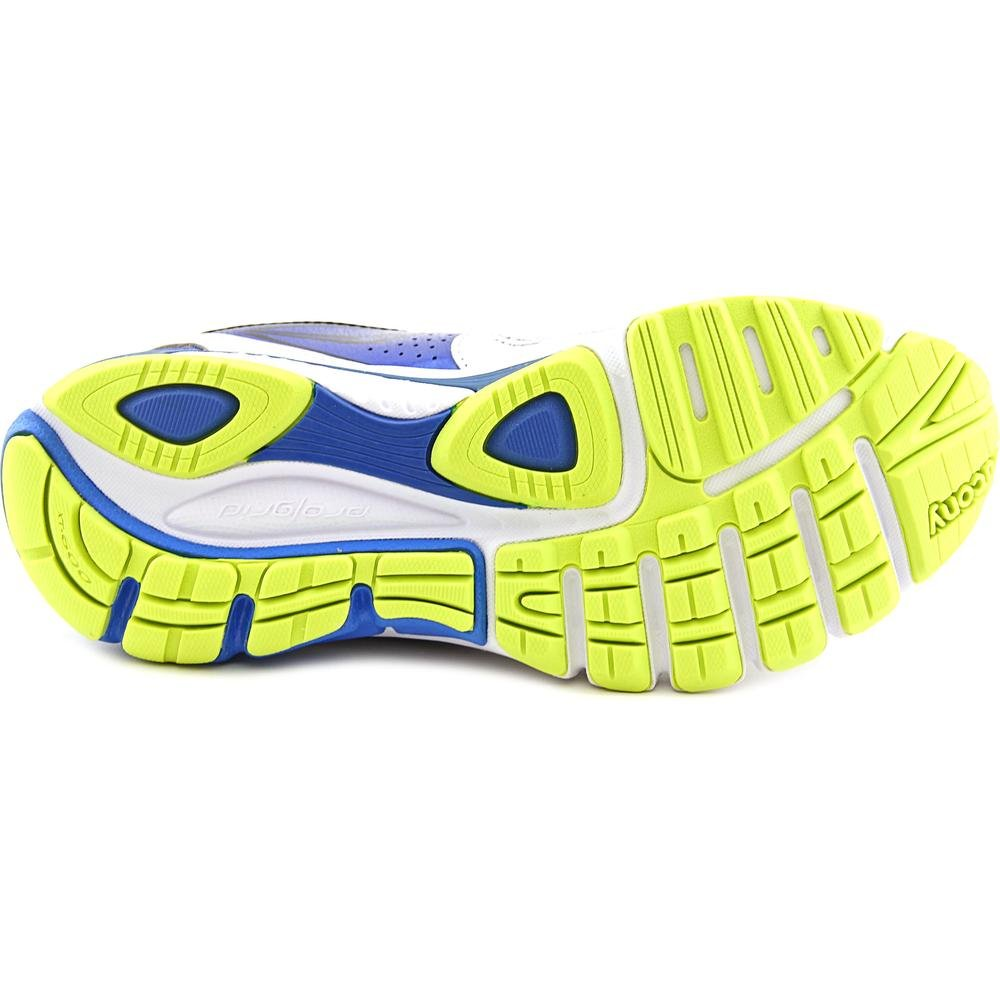 Men/'s Saucony Progrid Twister Silver//Royal//Citron S25281-1 Brand New in Box