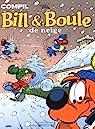 Boule et Bill, compilation : Bill et Boule de neige par Roba