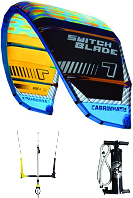 2019 Cabrinha SPARK 2m TRAINER Kite System