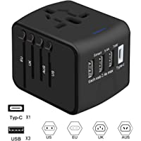Kimyer Universal USB Travel Power Adapter