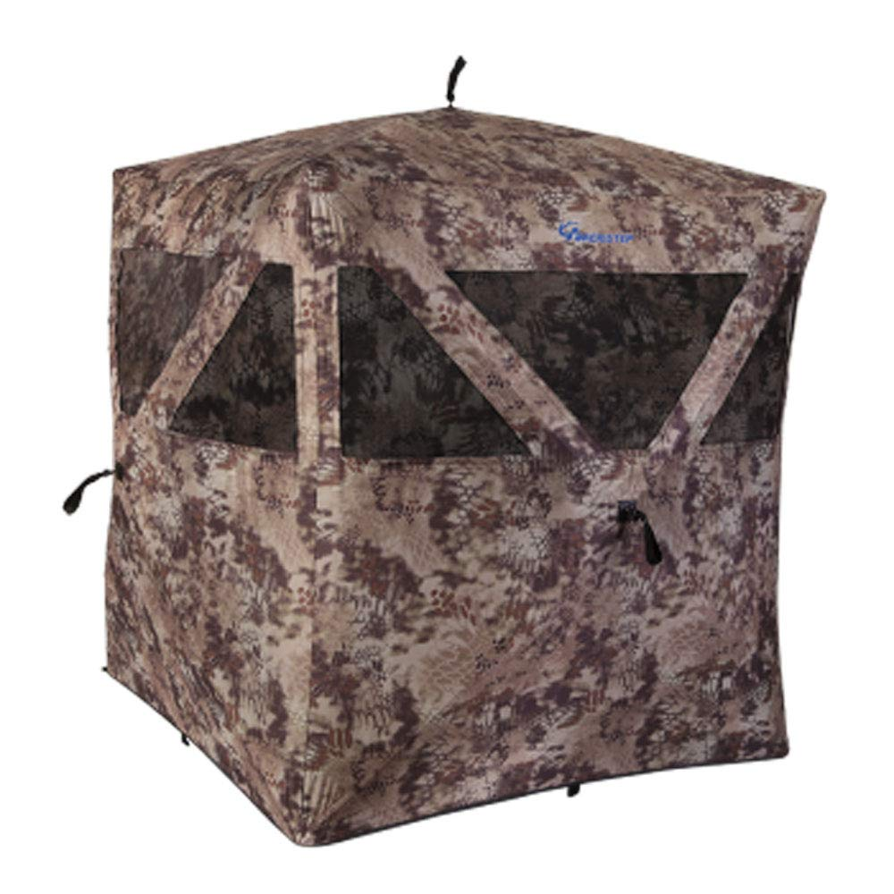 Ameristep Care Taker Kick Out best Ground Hunting Blind For Gun Hunting