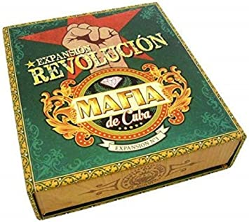 Mafia de Cuba: Revolucion Expansion: Asmodee: Amazon.es: Juguetes y juegos