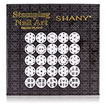 SHANY 2012 Nail Art Polish Stamp Set (Stamping Manicure Image Plates Accessories)