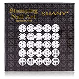 nail stamp polish - SHANY 2012 Nail Art Polish Stamp Manicure Image Plates set of 25pcs