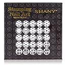SHANY 2012 Nail Art Polish Stamp Manicure Image Plates set of 25pcs