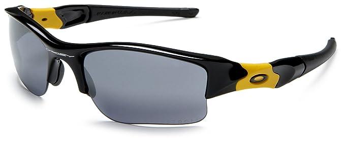8763f3c49bb341 Oakley Flak Jacket XLJ Lunette de soleil  Oakley  Amazon.fr  Chaussures et  Sacs