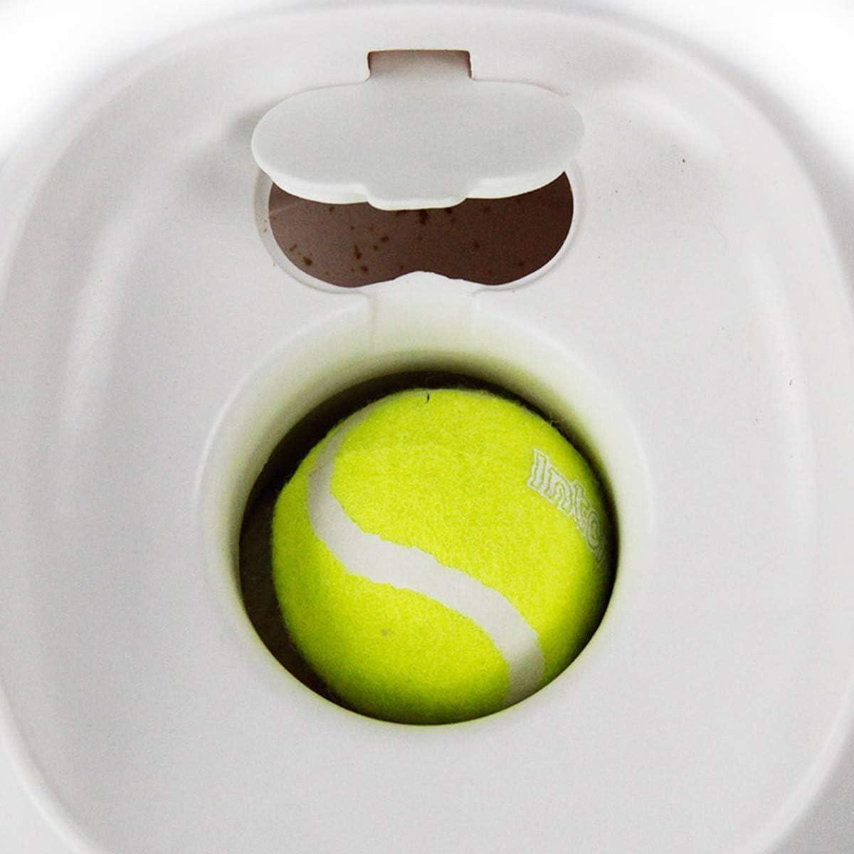 giocattolo interattivo per cani iFCOW lancio della pallina automatica giocattolo per il lancio di palline da tennis per animali domestici giocattolo per l/'addestramento