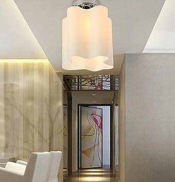LED-Lampen moderne minimalistische Schlafzimmer Balkon Wolken kleine ...