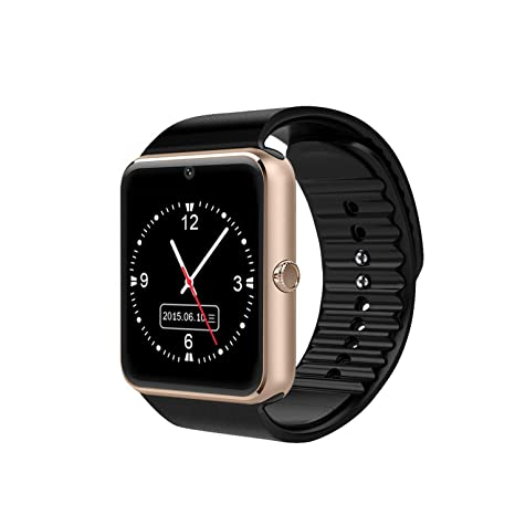 Amazon.com: Smartwatch Fashion Smart Watch Men Waterproof ...