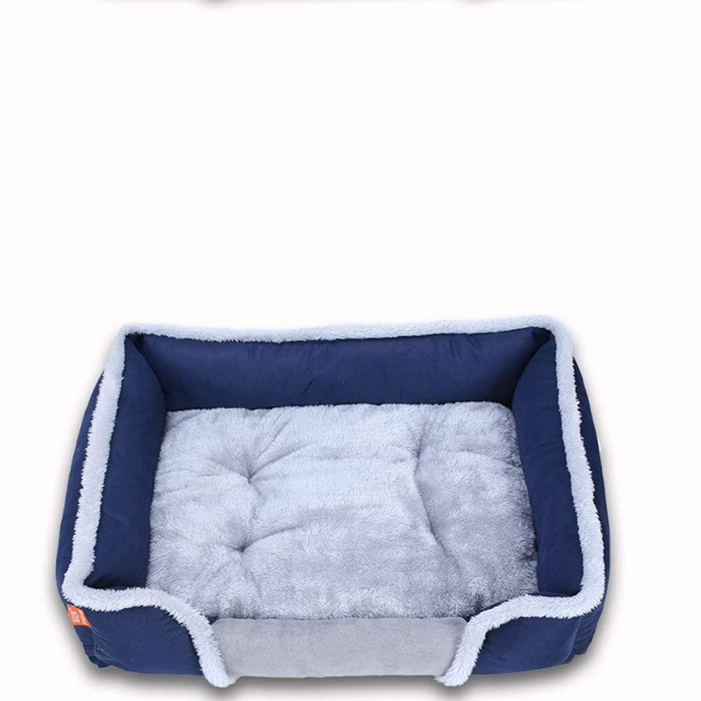 Carmel Carmel Carmel Nido per Animali Domestici - Caldo e Confortevole Nido Invernale per Cani,blu,XL 240bb8