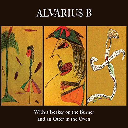 Alvarius B - With A Beaker In The Burner and An Otter In The Oven - (ABDT059ABC) - 2CD - FLAC - 2017 - HOUND Download