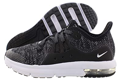 Nike Air Max Sequent 3 (PS), Scarpe da Fitness Bambino