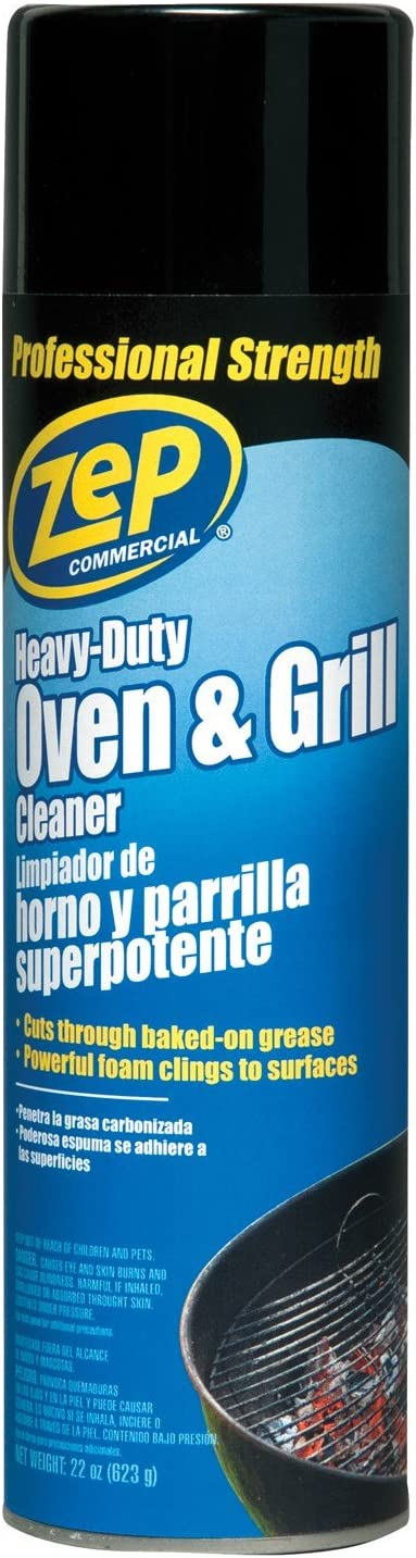 Zep Commercial ZUOVGR19 19 Oz Zep Heavy-Duty Oven & Grill Cleaner