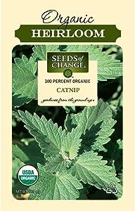 Seeds of Change S10852 Certified Organic Catnip