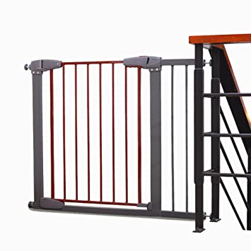 Extra Wide Baby Gate Stair Barrier Pet Dog Fence Isolation Door Child  Safety Banisters Wall Pressure