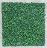 "e-Joy Artificial Topiary Hedge Plant Privacy Fence Screen Panels for Outdoor or Indoor Use, Boxwood 40"" x 40"" 6pc covering around 64 square feet"