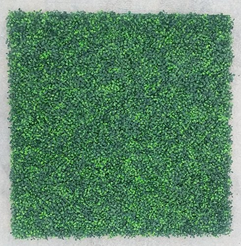 - Porpora Artificial Hedge Privacy Fence Topiary Screen Panels Outdoor or Indoor, Boxwood 40