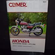 Honda cb750 dohc fours 1979 1982 service repair mantainence customer image fandeluxe Gallery