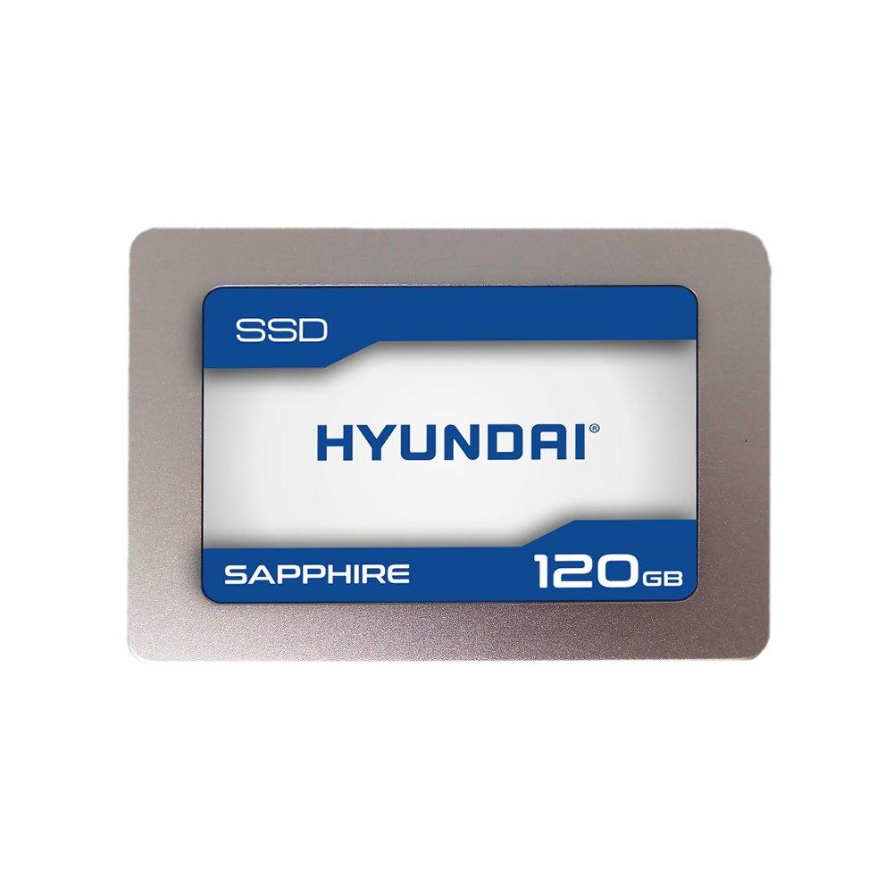 Hyundai Sapphire 120GB Internal SSD SATA III, TLC, 2.5'' (C2S3T/120G) by HYUNDAI