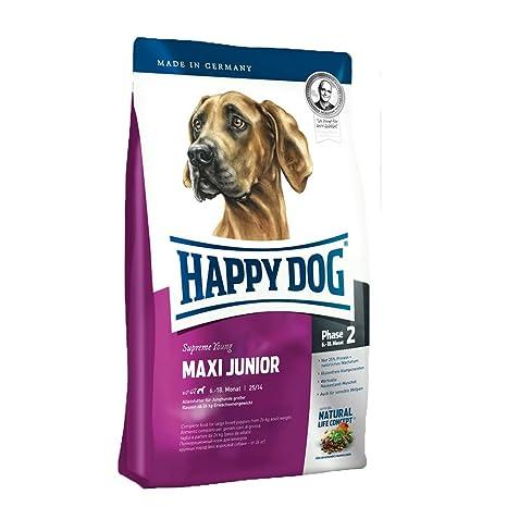 happy dog hundefutter 2563 naturcroq lamm reis 15 kg prima. Black Bedroom Furniture Sets. Home Design Ideas