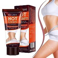 Hot Cream, Professional Cellulite Slimming & Firming Cream, Body Fat Burning Massage...