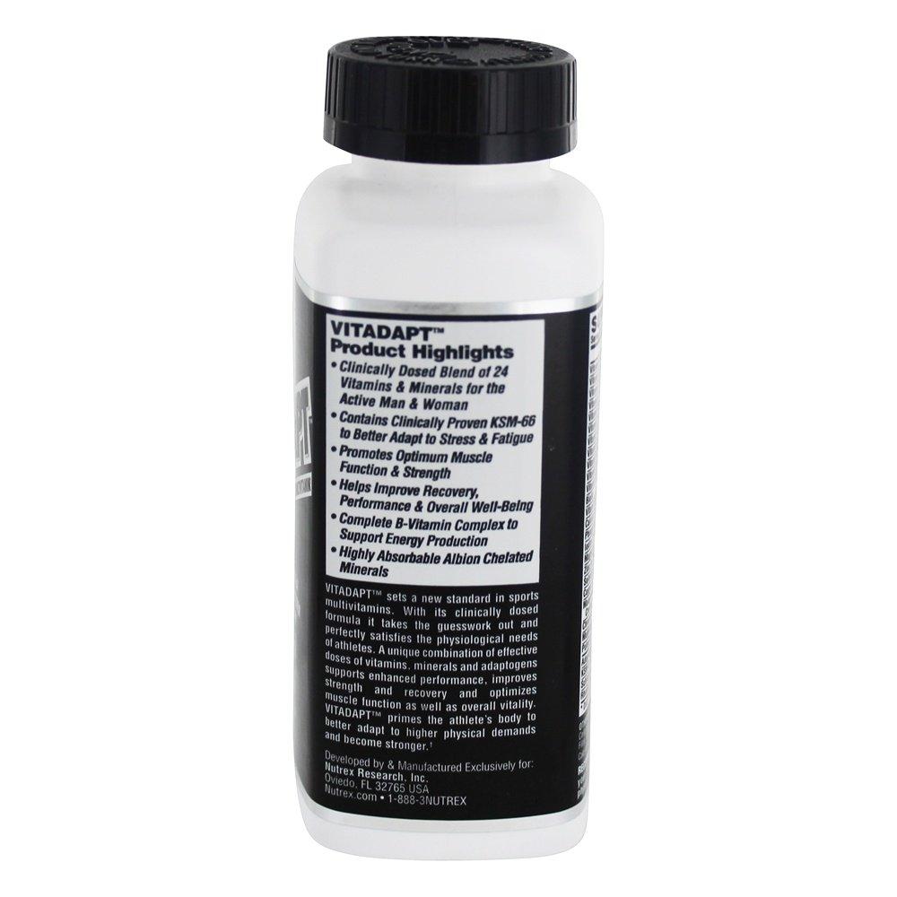 Amazon.com: Nutrex Research Vitadapt Capsule, 90 Count: Health & Personal Care