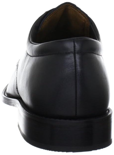 Manz Eaton Ago K 184001-5, Scarpe uomo - Nero, 39 EU