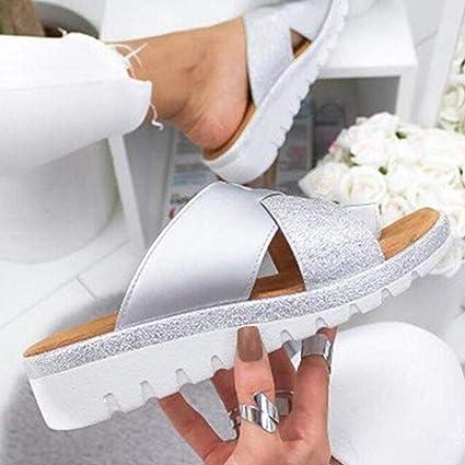 Zapatos MujerPlataforma Para De Playa Desodorante AjR4Lq35