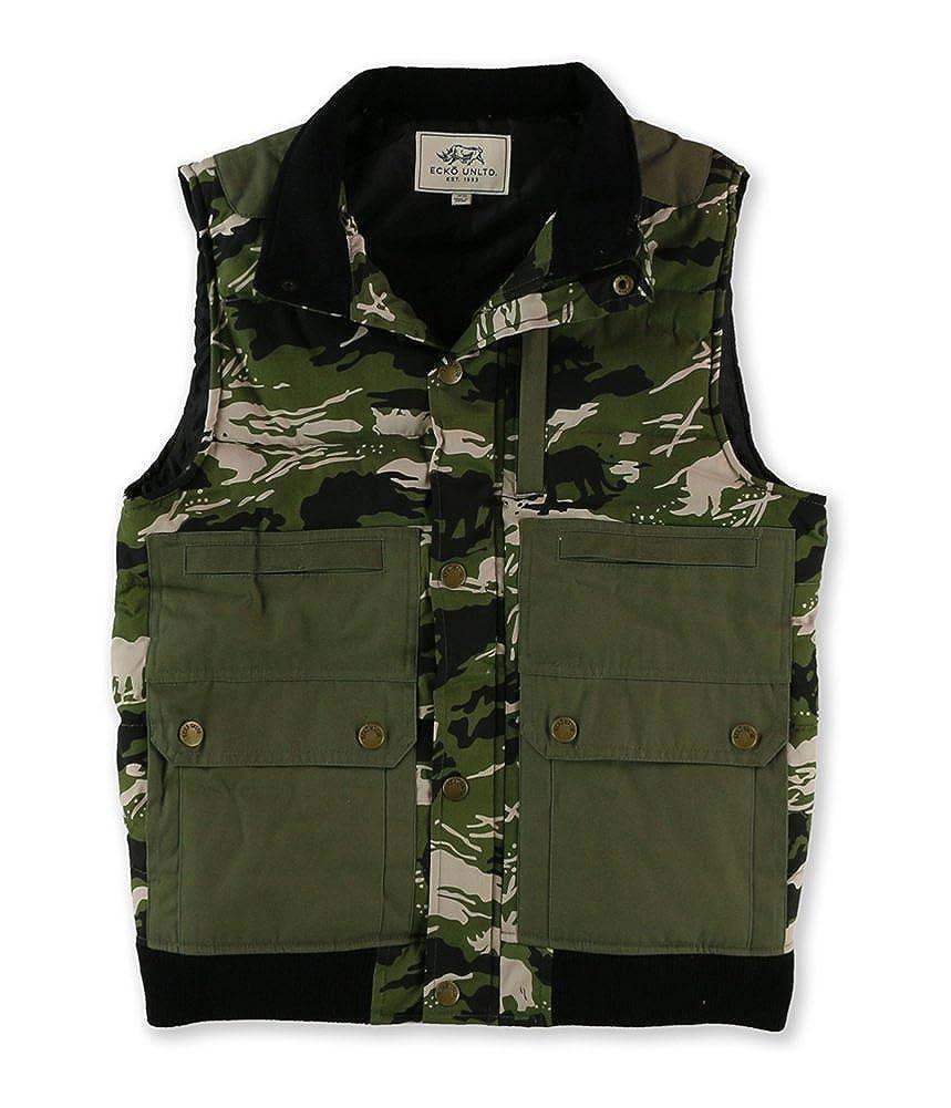 Ecko Unltd Mens Triple Threat Vest Ecko Unltd Young Men/'s 7336