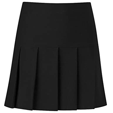 New girls all round pleated drop high waist kids school uniform new girls all round pleated drop high waist kids school uniform skirts 5 16 year publicscrutiny Gallery