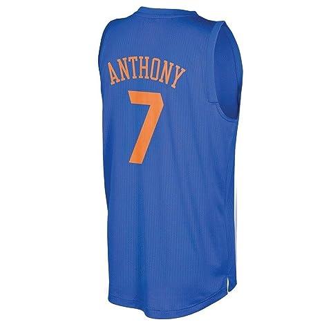 GEXING Carmelo Anthony # 7 de Desgaste de Baloncesto de los ...