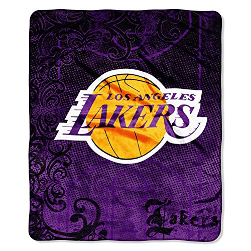 Micro Blanket Raschel Nba - NBA Basketball Los Angeles Lakers Blanket Micro Plush Raschel Throw 46