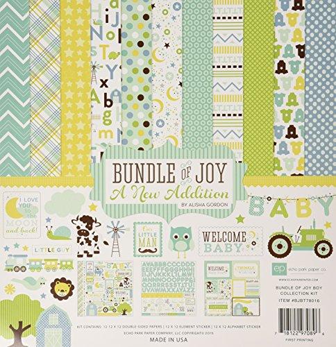 any BJBT78016 Bundle of Joy Boy 2 Collection Kit ()