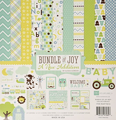 Echo Park Paper Company Bundle of Joy Bo