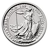 2017 UK Great Britain 1 oz Silver Britannia (20th Anniversary) 1 OZ Brilliant Uncirculated