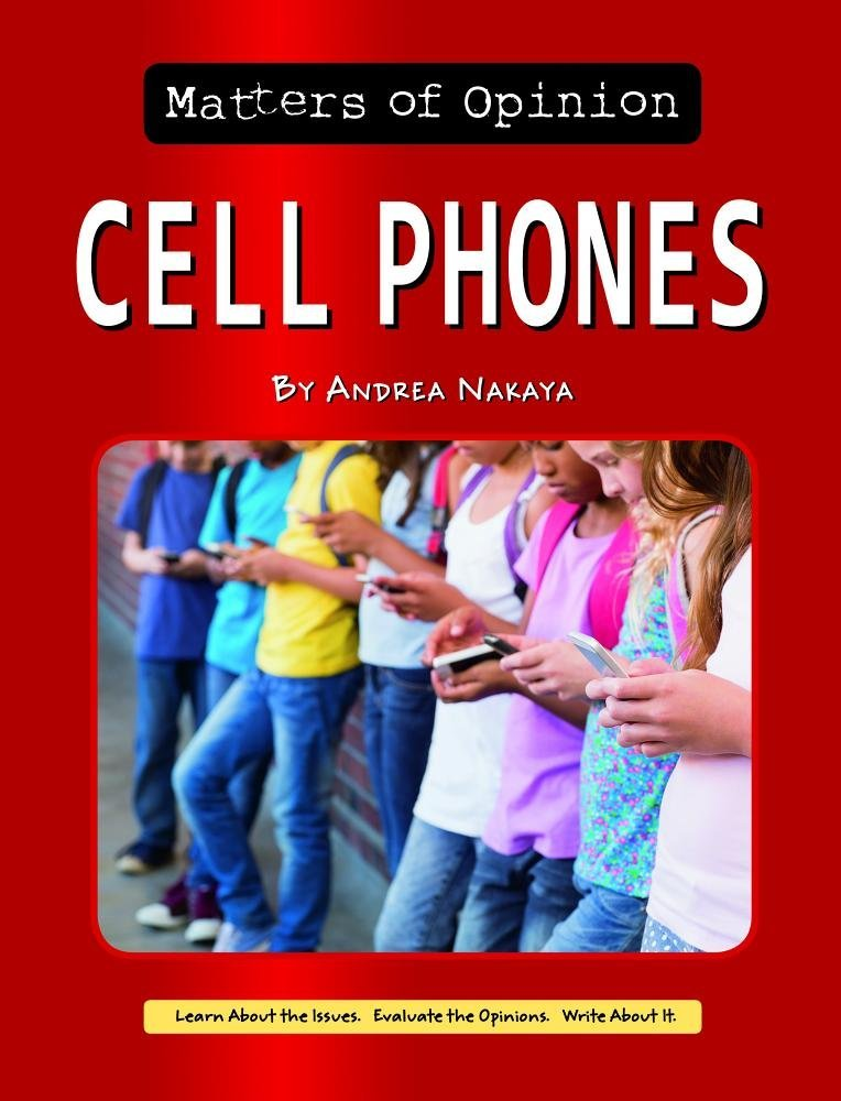 Cell Phones (Matters of Opinion) ebook