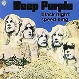Black Night / Speed King (Blue Vinyl)