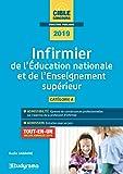 Infirmier de l'Education natioanle et de l'enseignement supérieur : Catégorie A, tout-en-un inclus annales 2018