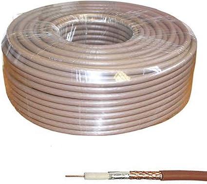 MKGT® - Cable coaxial para Antena de televisión Digital Satellite ...
